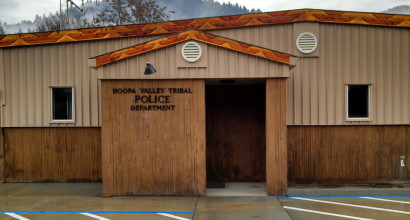 Hoopa Valley Tribal Police Station