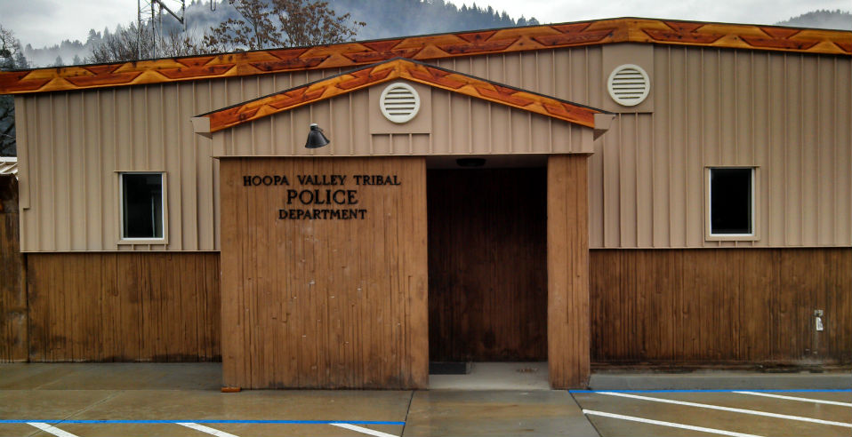 Hoopa Valley Tribal Police Station Kapel Construction