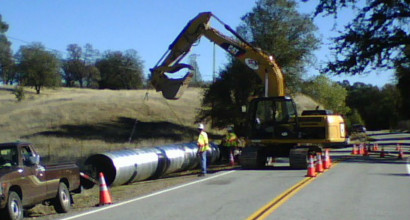 Shasta County Culverts Replacement